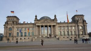 German Parliement