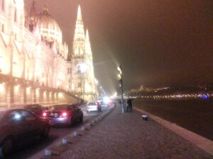 Parliement of Hungary, Budapest