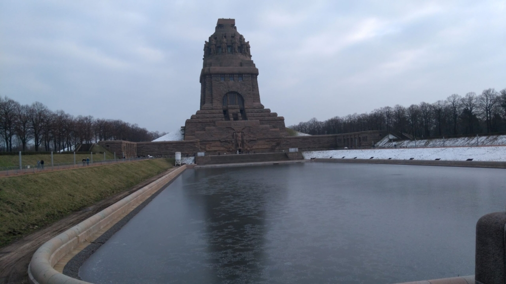 Leipzig Monument