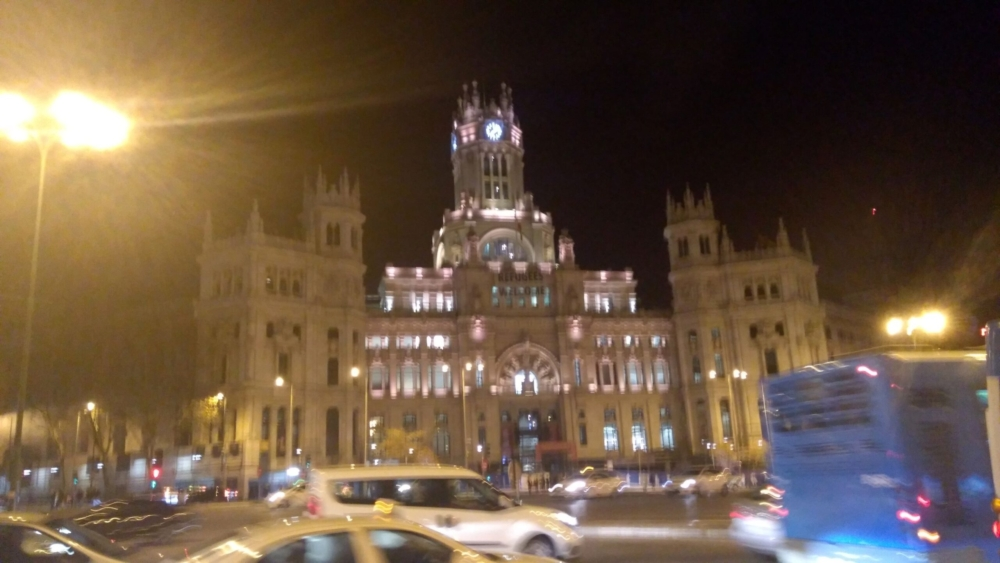 Madrid Town Hall