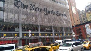 New York Times Building, New York