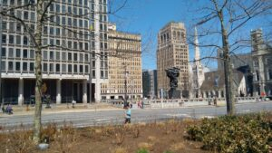 Downtown, Philadelphia