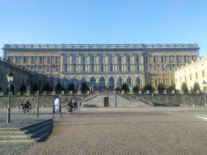 Palace, Stockholm